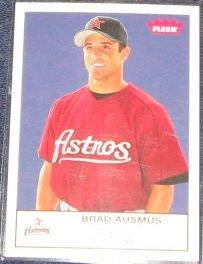 2005 Fleer Tradition Brad Ausmus #244 Astros