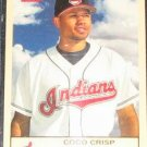 2005 Fleer Tradition Coco Crisp #39 Indians