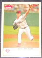 2005 Fleer Tradition Eric Milton #122 Phillies