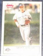 2005 Fleer Tradition Geoff Jenkins #97 Brewers