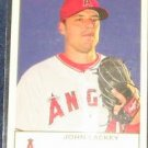 2005 Fleer Tradition John Lackey #114 Angels