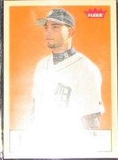 2005 Fleer Tradition Omar Infante #100 Tigers