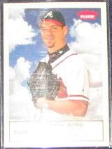 2005 Fleer Tradition Paul Byrd #253 Braves