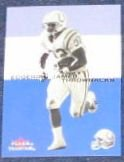 01 Fleer Tradition Throwbacks Edgerrin James #7 Colts