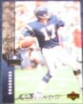 1994 UD Electric Silver John Friesz #102 Chargers
