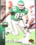 1994 UD Electric Silver Calvin Williams #202 Eagles