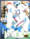 1994 UD Electric Silver Rodney Hampton #230 Giants