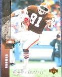 1994 UD Electric Silver Michael Jackson #246 Browns