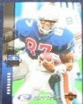 1994 UD Electric Silver Ben Coates #318 Patriots