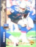 1994 UD Electric Silver Pat Harlow #78 Patriots