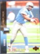 1994 UD Electric Silver Rodney Peete #92 Lions