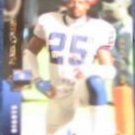 1994 UD Electric Silver Mark Collins #113 Giants