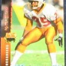 1994 UD Electric Silver Marty Carter #119 Buccaneers