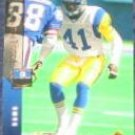 1994 UD Electric Silver Todd Lyght #165 Rams