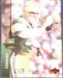 1994 UD Electric Silver George Teague #190 Packers