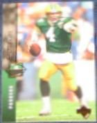 1994 UD Brett Favre #250 Packers