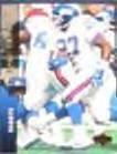 1994 UD Rodney Hampton #230 Giants