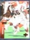 1994 UD Ricardo McDonald #215 Bengals
