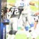 1994 UD Cortez Kennedy #206 Seahawks