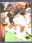 1994 UD Tony McGee #185 Bengals