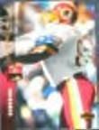 1994 UD Ron Middleton #178 Redskins