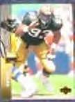 1994 UD Wayne Martin #169 Saints
