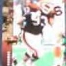 1994 UD Jerry Ball #66 Browns