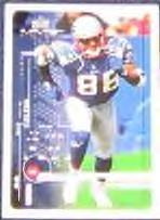 1999 Upper Deck MVP Terry Glenn #110 Patriots