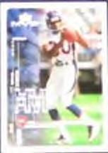1999 Upper Deck MVP Rod Smith #60 Broncos