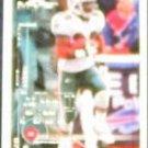 1999 Upper Deck MVP John Avery #100 Dolphins
