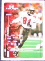 1999 Upper Deck MVP Jacquez Green #182 Buccaneers