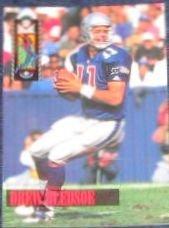1994 Classic Drew Bledsoe #61 Patriots