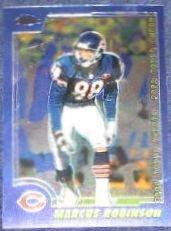 2000 Topps Chrome Marcus Robinson #165 Bears
