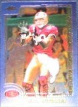 2000 Topps Chrome J.J. Stokes #136 49ers