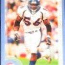 2000 Topps Al Wilson #43 Broncos
