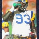 2000 Fleer Ultra Kevin Carter #174 Rams