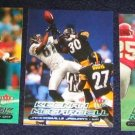 2000 Fleer Ultra Hines Ward #92 Steelers