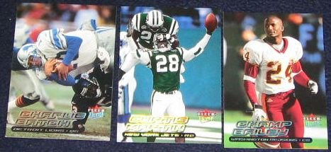 2000 Fleer Ultra Curtis Martin #53 Jets
