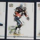2001 Pacific Dynagon Tyrone Wheatley #69 Raiders