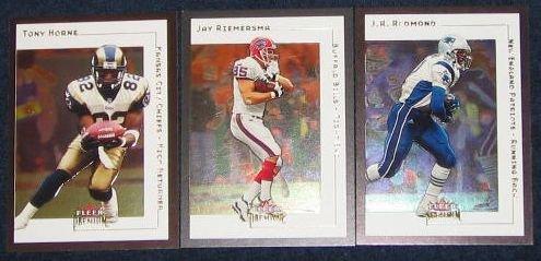 2001 Fleer Premium Jay Riemersma #3