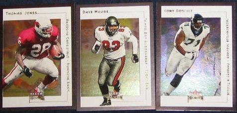 2001 Fleer Premium Dave Moore #163