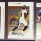 2001 Fleer Premium Tiki Barber #130