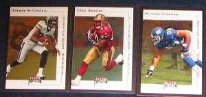 2001 Fleer Premium Fred Beasley #118
