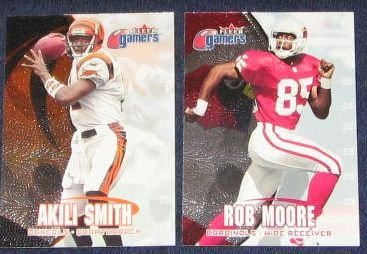 2000 Fleer Gamers Rob Moore #14