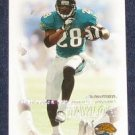 2000 Fleer Dominion Fred Taylor #139