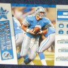 2002 Leaf R&S Ticketmasters Joey Harrington #TM-9