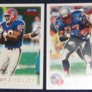 1999 Fleer Focus Eric Moulds #18