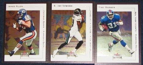 2001 Fleer Premium R. Jay Soward #121