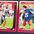 2002 Score Rookie Kurt Kittner #254