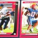 2002 Score Rookie Donald Reche Caldwell #289